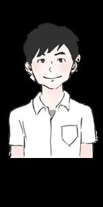 中学生(透過)