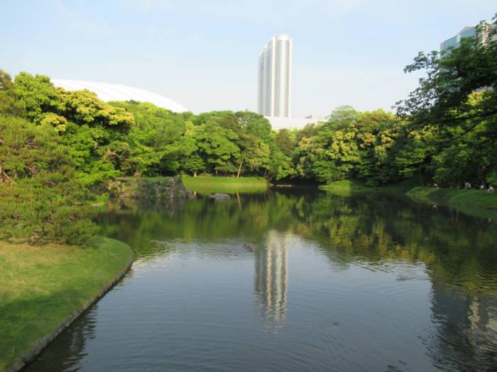 水戸光圀ゆかりの小石川後楽園