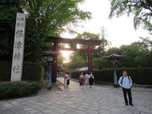 綱吉ゆかりの根津神社