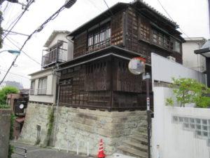 金田一京助旧居跡